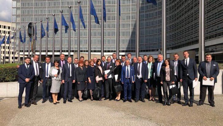 Невена Петкова участва в работна визита в Брюксел
