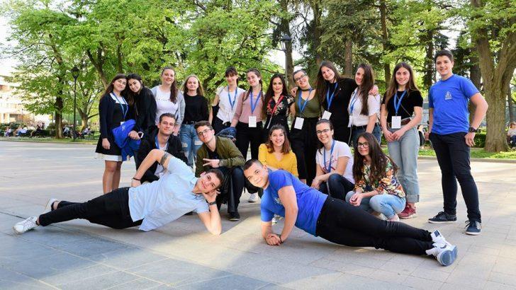 Млади интерактори от Севлиево участваха в тренировъчен семинар в Русе