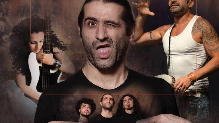 """Музикалният спектакъл на Филип и приятели """"Бог Рок"""" гостува в Севлиево"""