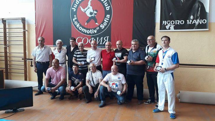 Бронз за Милко Керемидчиев от държавното по самбо
