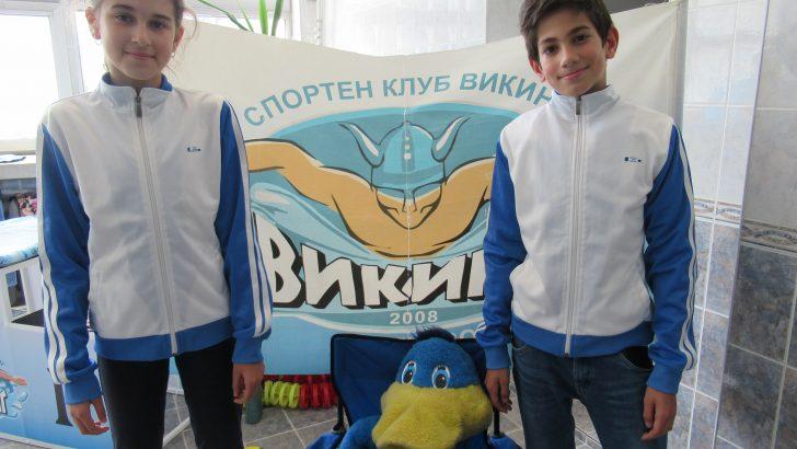 """Отлично представяне на плувците на турнира """"Talent cup"""""""