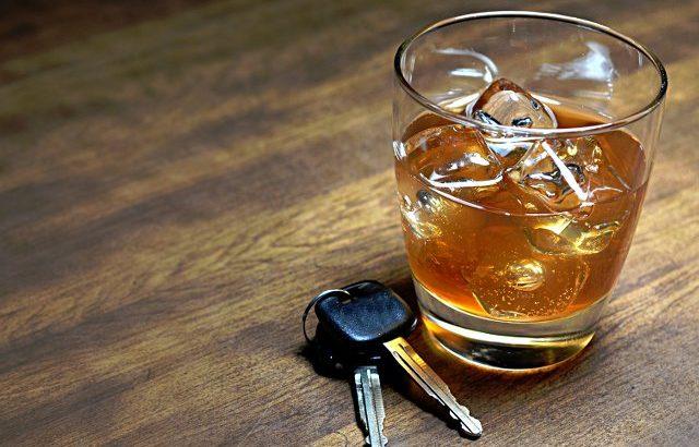 Пиян зад волана с 2.39 промила алкохол