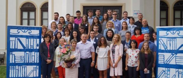 """Лятна стажантска програма на """"Идеал Стандарт – Видима"""" АД"""