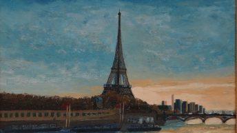 """""""Париж нощем"""" е новата изложба в галерия """"Видима"""""""
