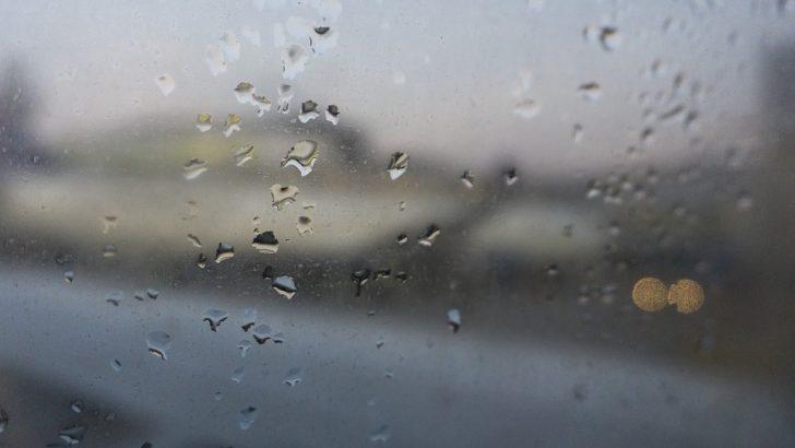 Дъжд и гръмотевици на 26 юни