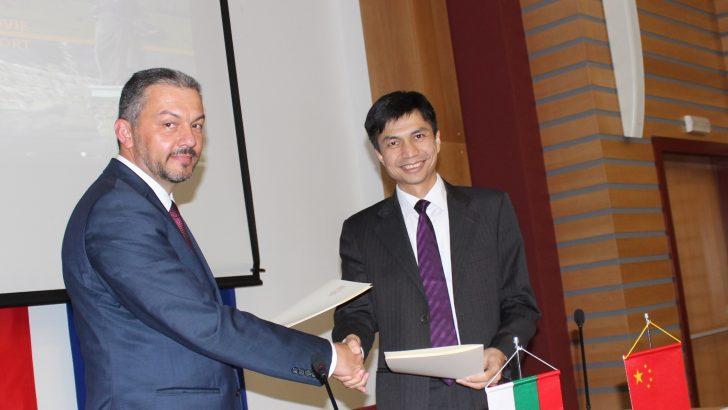 Севлиево и Нанхай задълбочават отношенията с Меморандум за приятелско сътрудничество и обмен
