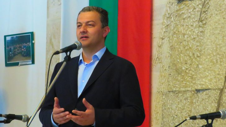 Поздравление от кмета на Община Севлиево по случай празника на града