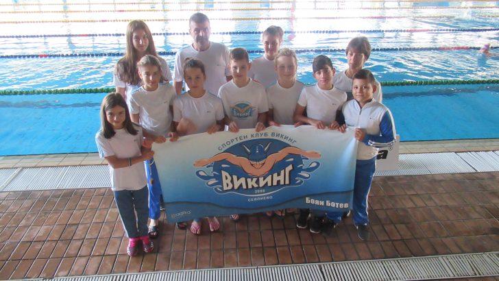 Теодора Георгиева спечели два медала от международен турнир по плуване