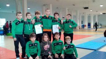 Дъжд от медали за най-малките ни джудисти от турнира в Сливен