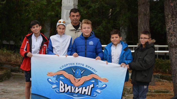 Много добро представяне на плувците ни на държавното за деца