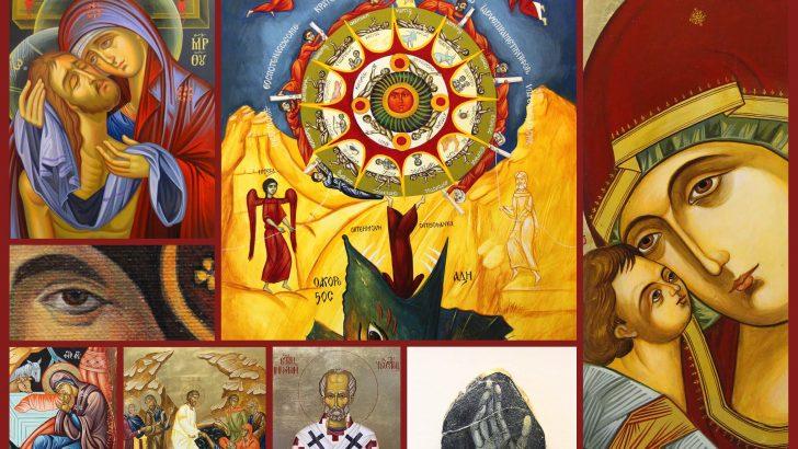 """""""Икони – изкуство и традиции"""" в галерия """"Видима"""""""