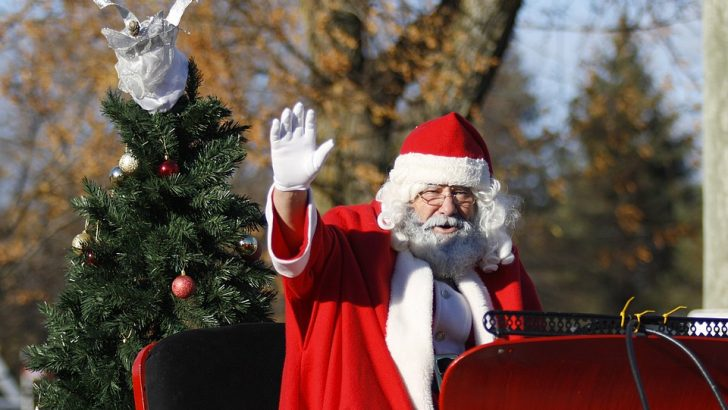 Дядо Коледа идва днес в Севлиево