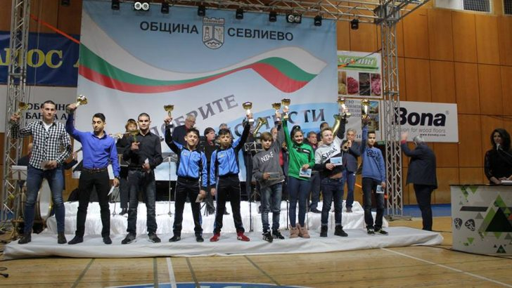 Наградиха десетте най-добри спортисти на Севлиево за 2018 г.