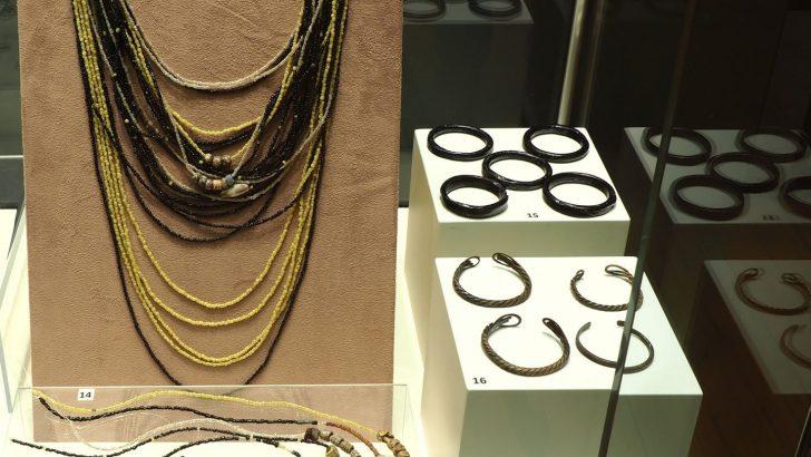 Находки от Хоталич за втора година присъстват в изложбата на Националния археологически институт