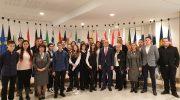 Ученици от Севлиево посетиха ЕП по покана на Илхан Кючюк