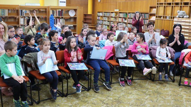 """С приказни истории за децата започнаха събитията, посветени на 85-годишнината на """"Идеал Стандарт – Видима"""""""