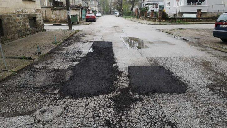 Ремонтите на улици и тротоари, които Община Севлиево не приема, ще бъдат повторени за сметка на фирмите – изпълнители