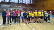 Севлиево бе домакин на зоналните състезания по бадминтон