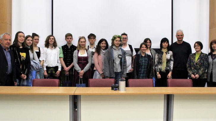 Нeмски ученици пристигнаха в Севлиево на едноседмичен културен обмен