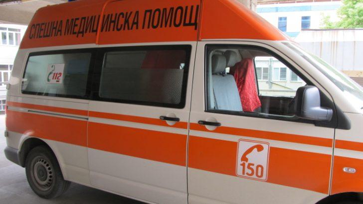 Трудова злополука в леярна на 1 май