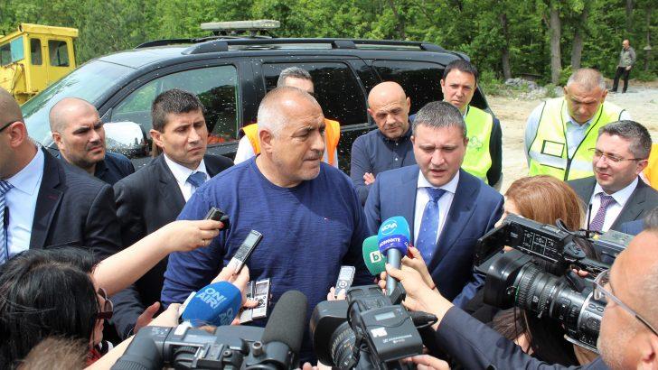 """Севлиево ще има пътна връзка с магистрала """"Хемус"""""""