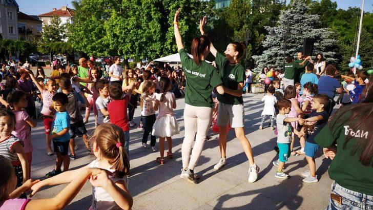 """Клуб """"Направи си сам"""", игри и обучения през лятото в Младежки център – Севлиево"""