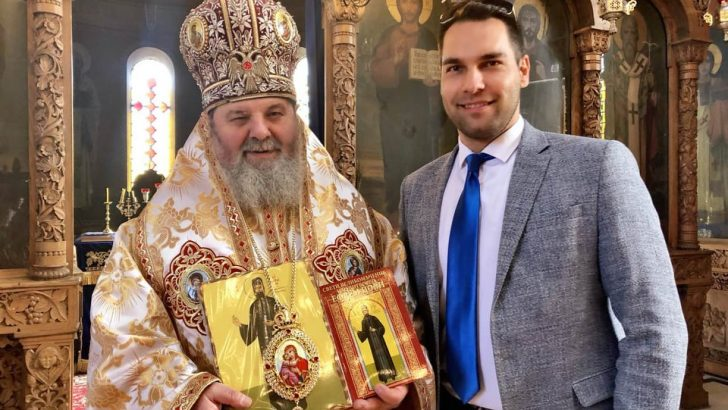 В Севлиево представят книги за свети Ефрем Нови чудотворец