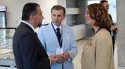 Швейцарският посланик приветства възможностите за бизнес, които дава Севлиево