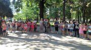 182 години от рождението на Васил Левски отбелязаха севлиевци