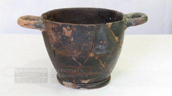 Рядък археологически експонат, открит край Градница, показва музеят в Габрово
