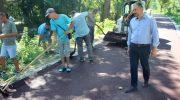 Д-р Иван Иванов инспектира строителството на няколко важни проекта в Севлиево