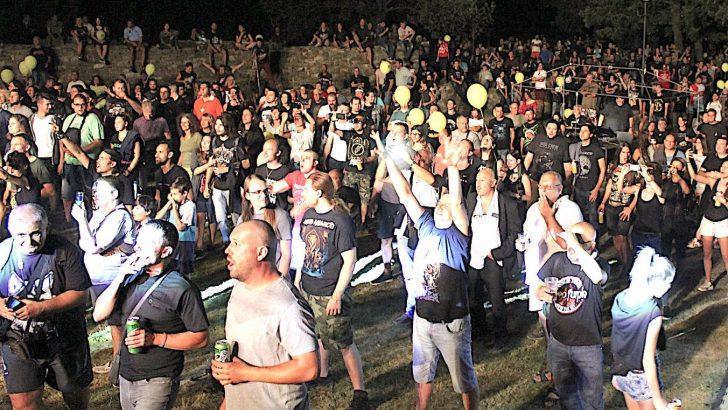 """Катарзисни изпълнения на едни от най-добрите български рок музиканти в първия ден на рок фест """"Хоталич"""""""