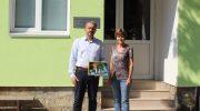 "Кметът д-р Иван Иванов посети обновената сграда на детски комплекс ""Йовко Йовков"""