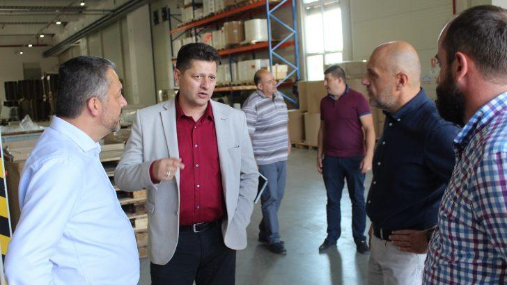 Томислав Дончев: Има огромен потенциал за създаване на индустриална зона между Габрово и Севлиево