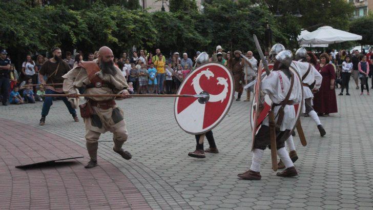 Кметът д-р Иван Иванов откри фестивала на историческото наследство
