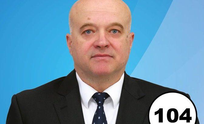 Д-Р ЯВОР ПАМУКЧИЕВ – КАНИДИДАТ ЗА ОБЩИНСКИ СЪВЕТНИК ОТ ГЕРБ