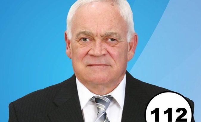 ДИМИТЪР ДИМИТРОВ – КАНДИДАТ ЗА ОБЩИНСКИ СЪВЕТНИК ОТ ГЕРБ