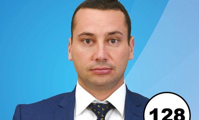 МАРТИН ДИМИТРОВ – КАНДИДАТ ЗА ОБЩИНСКИ СЪВЕТНИК ОТ ГЕРБ
