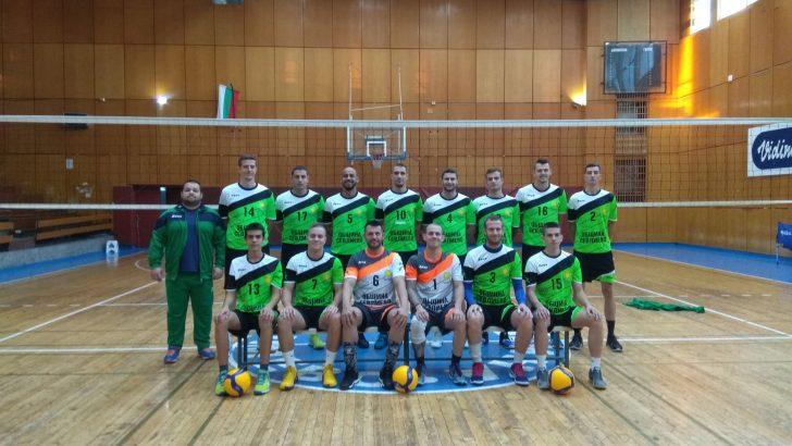 """Волейболистите ни играят срещу """"Виктория Волей"""" в събота"""