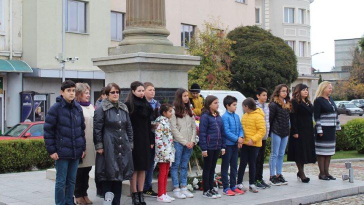 С тържествена церемония Севлиево почете Деня на народните будители