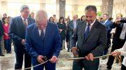 """Министърът на здравеопазването преряза лентата на обновеното детско отделение на МБАЛ """"Д-р Стойчо Христов"""""""