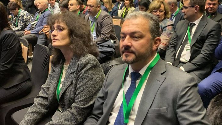 Д-р Иван Иванов и Здравка Лалева участваха във форума на Националното сдружение на общините