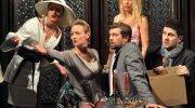 """Съзвездие от актьори идва в Севлиево с комедията """"Смях в залата"""""""