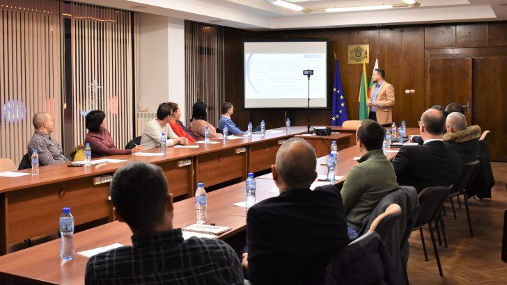 ОИЦ-Габрово проведе информационни срещи за дигитализация на бизнеса