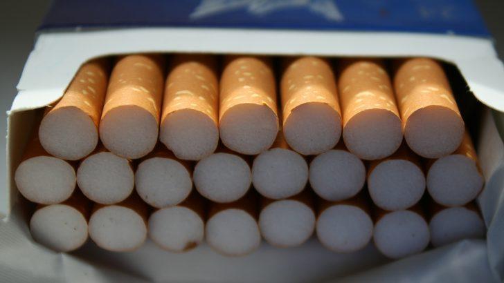 Акция срещу контрабанда на тютюневи издалия в Петко Славейков