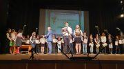 """С концерт-спектакъл и награждаване на изявени ученици приключиха честванията за Левски в СУ """"Васил Левски"""""""