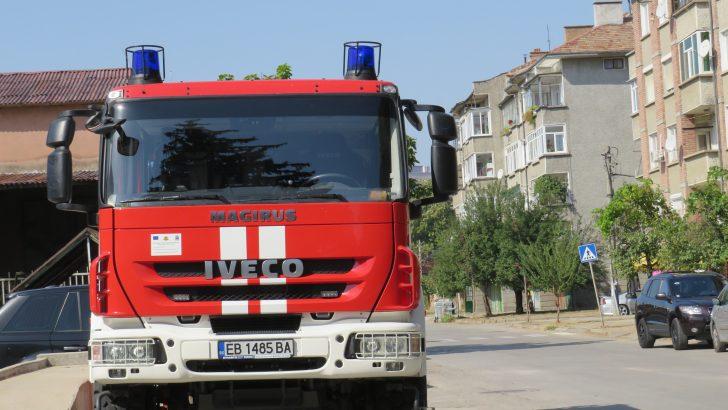 Най-много пожари на територията на областта през седмицата – в Севлиево