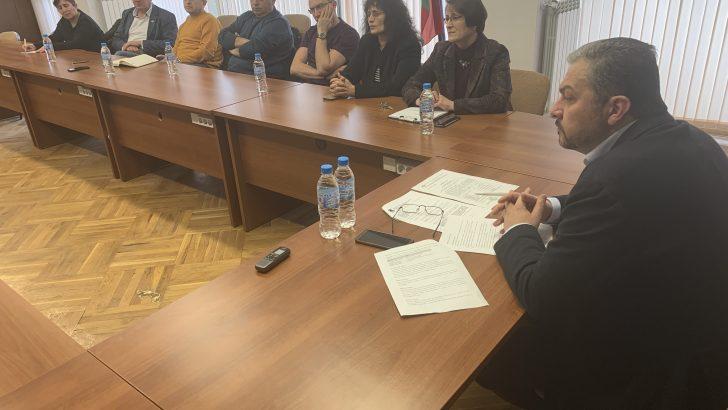 Кметът д-р Иван Иванов: Има организация за превенция от настъпващия в европа коронавирус