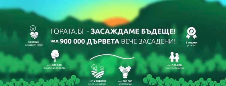 Социалните услуги и детските градини в Общината ще получат дезинфектанти от кампанията Гората.бг