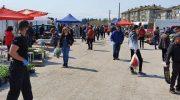 От този пътък подновяват петъчните пазари на панаирната площадка